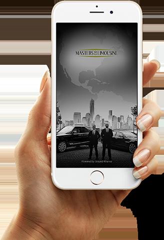 Masters Limousine Passenger App