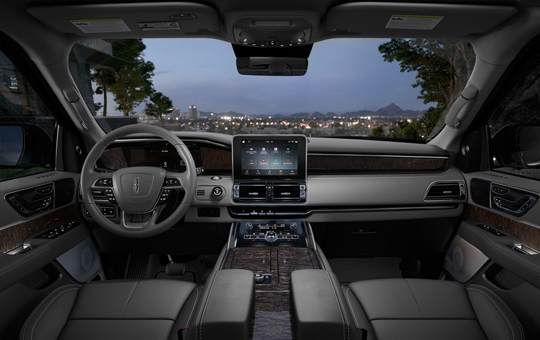 Lincoln Navigator SUV Services Los Angeles