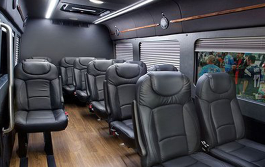 Sprinter Van Services Los Angeles